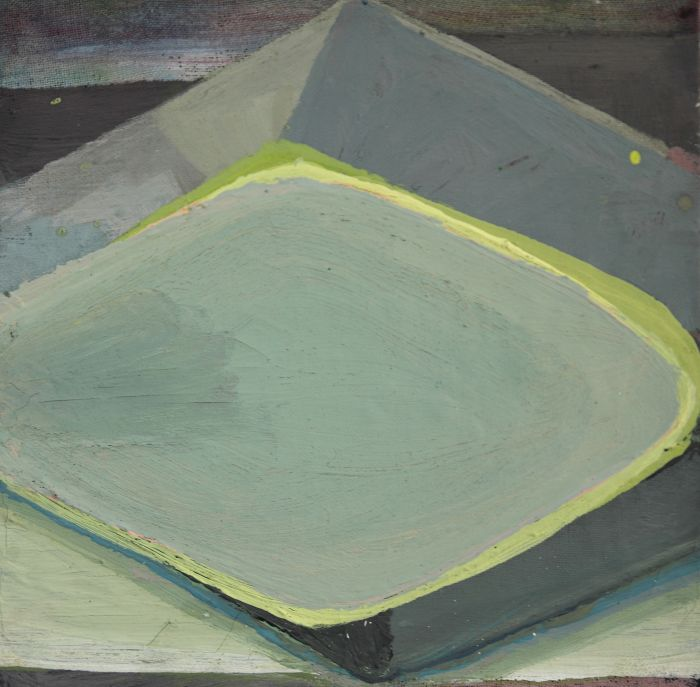 sophie-nicol-5-losange-vert-jaune-emulsion-25x25cm-4614f44db39fbe22ffa80bb8d2f06a5d